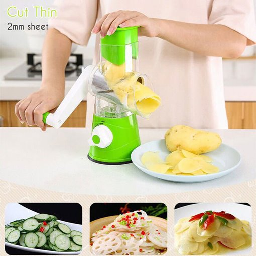Ericdress Graters ABS Fruit & Vegetable Tools