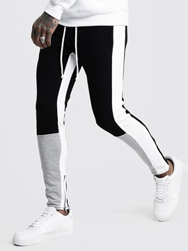pantalones casuales ericdress sports fall