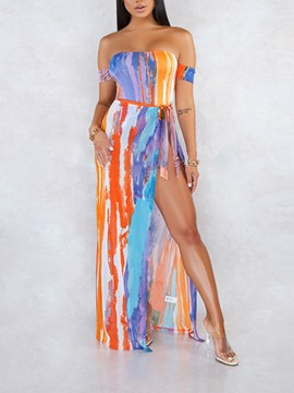 Ericdress Boob Tube Top Sexy One Piece Swimwear