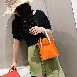 Ericdress Sweet Colour Women's Tote Bags
