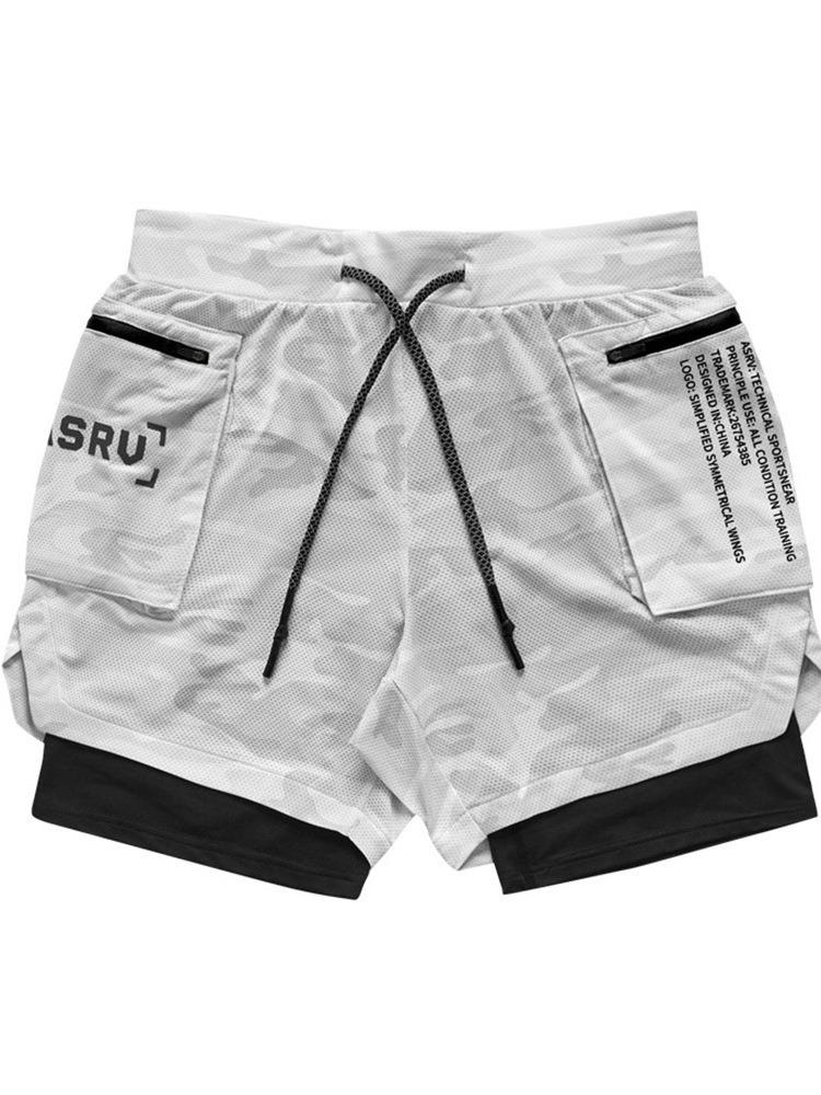 Ericdress Men's Straight Sports Shorts