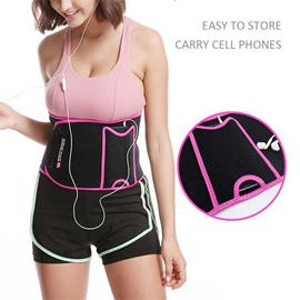 Ericdress Waist Support Polyester Yoga Sports Safety