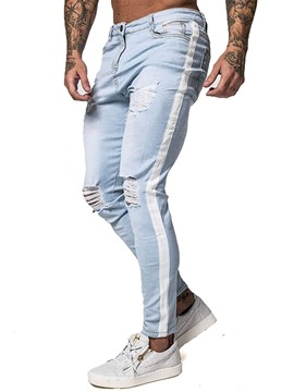 jeans casuales ericdress