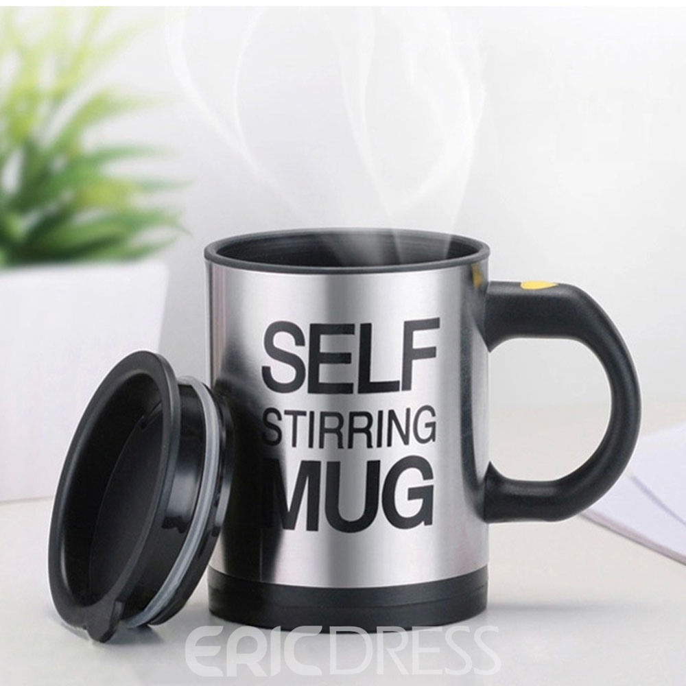 Ericdress Stainless Steel Coffee Cup Coffee Set