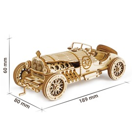 Ericdress Puzzle Automobile Model