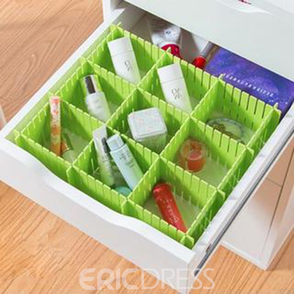 Ericdress Simple Acrylic Plain Storage Boxes