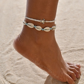 Ericdress Female European Anklets