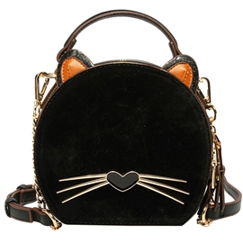 Ericdress PU Thread Animal Tote Bags