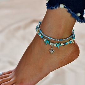 Ericdress E-Plating Female Anklets