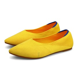 Ericdress Pointed Toe Slip-On Flat With Low-Cut Upper Thin Shoes