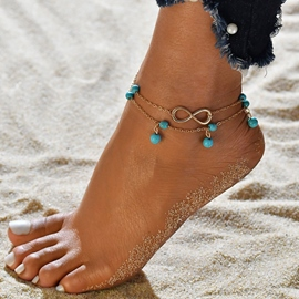 Ericdress Female Spherical Anklets