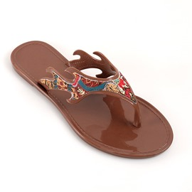 Ericdress Thread Slip-On Thong Casual Slippers