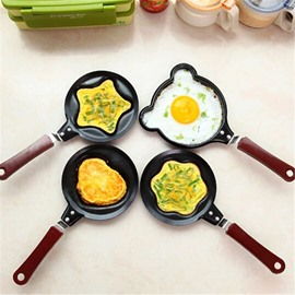 Ericdress Kitchen Supplies Stainless Steel Egg Rings Egg Tools