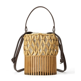 Ericdress Plain Hollow Trunk Tote Bags