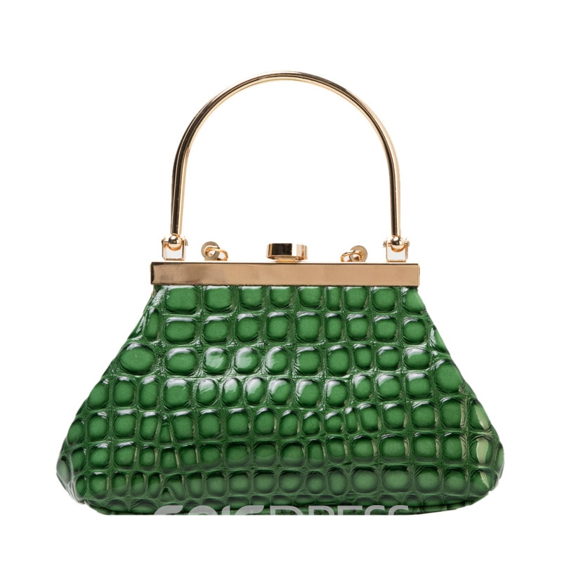 Ericdress Embossing PU Alligator Tote Bags