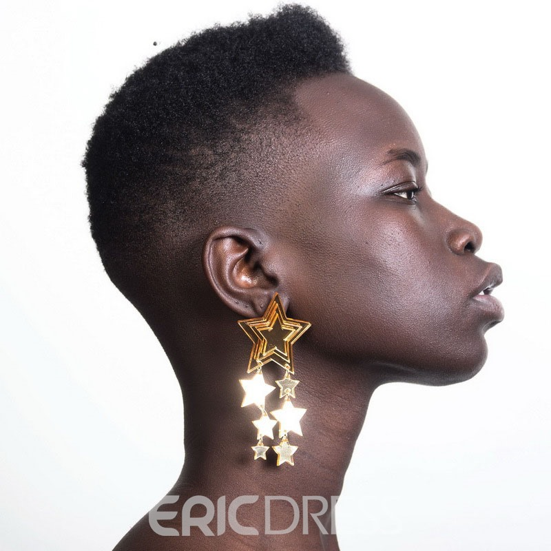 Ericdress E-Plating Vintage Holiday Earrings