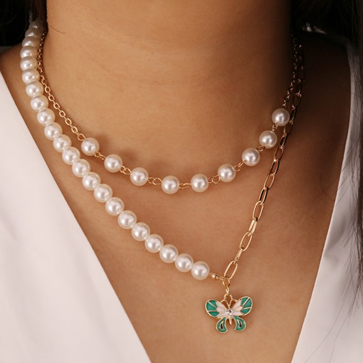 Ericdress Sweet E-Plating Female Women's Necklaces