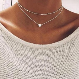 collier pendentif ericdress douces colliers féminins