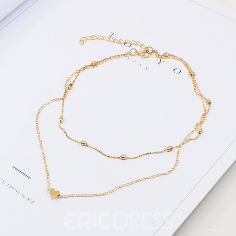 Ericdress Pendant Necklace Sweet Female Necklaces