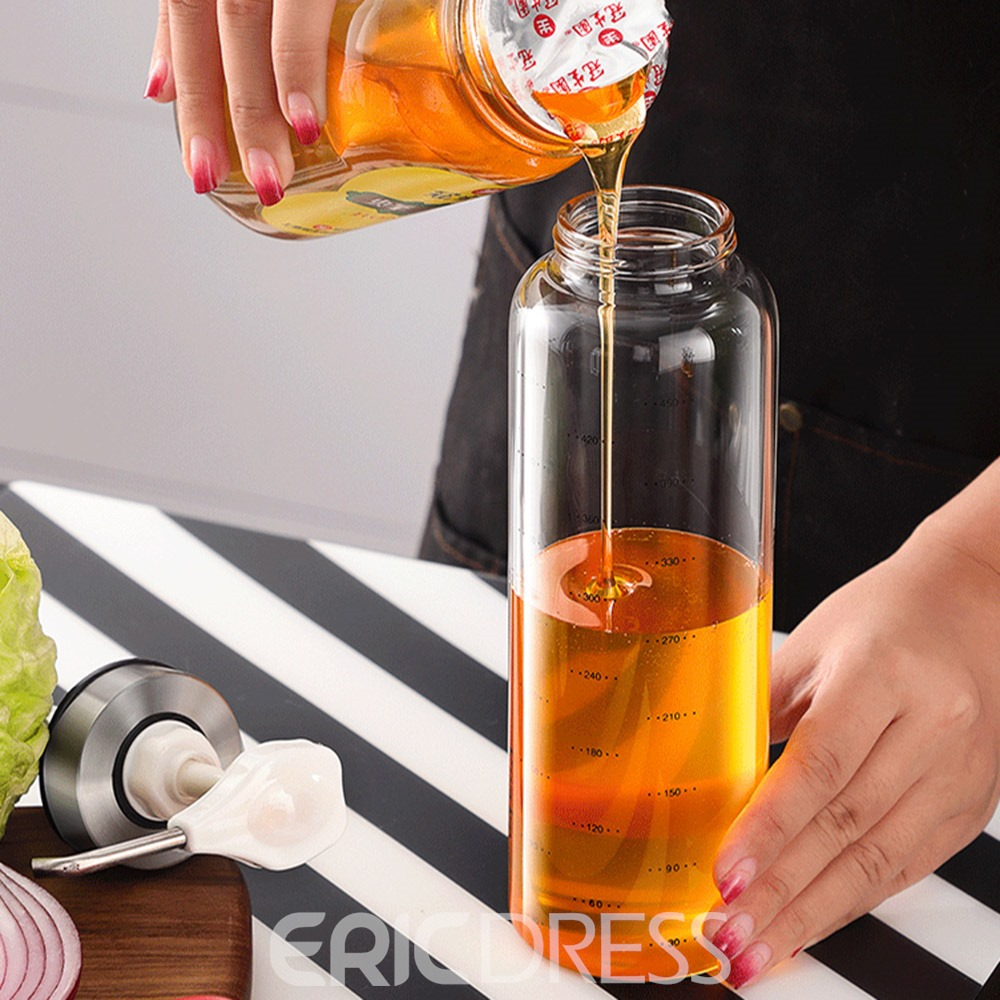 Ericdress Glass 1 Flavor Container