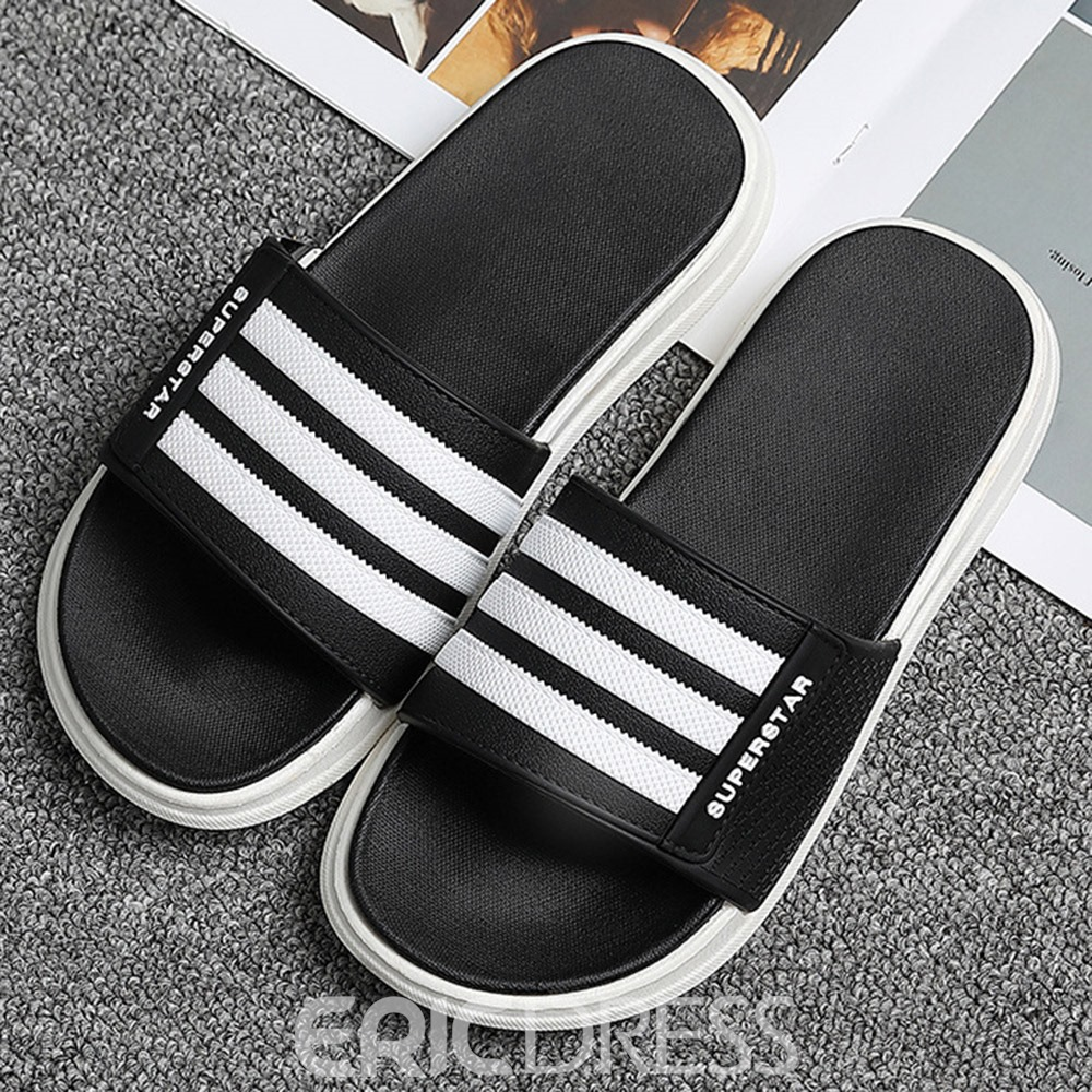 Ericdress Flip Flop Flat With Slip-On Casual Women's Slippers