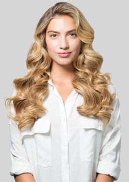 Ericdress Women's Long Length Wavy Hairstyle Body Wavy Synthetic Hair Lace Front Wigs 22Inch