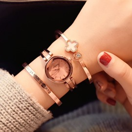 Ericdress Glass Quartz Watches