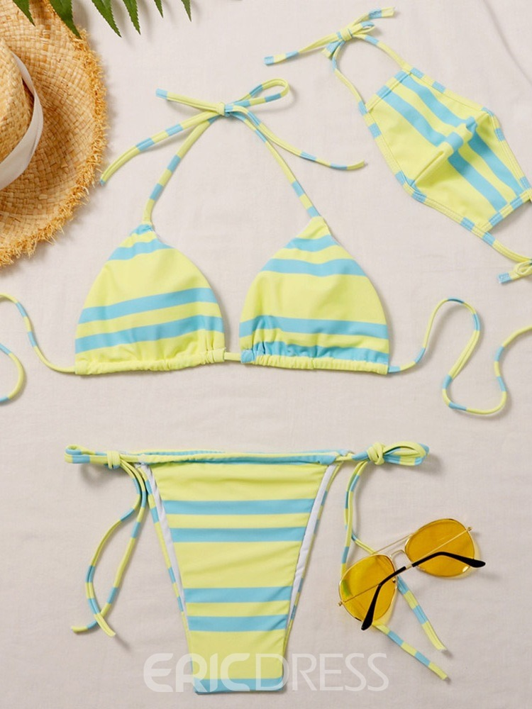 Ericdress Bikini Set Sexy Swimwear