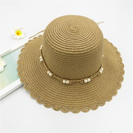Ericdress Straw Hat Straw Plaited Article Spring Plain Hats