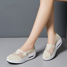 Ericdress Low-Cut Upper Platform Round Toe Casual Sneakers
