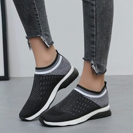 Ericdress Slip-On Round Toe Western Sneakers