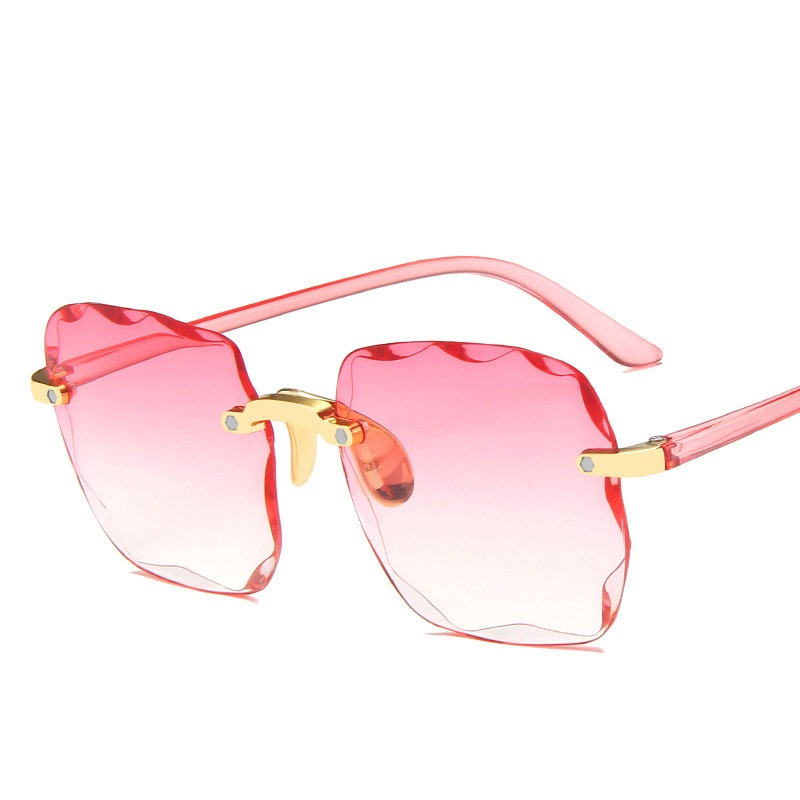Ericdress Square Poly Carbonate Sunglasses