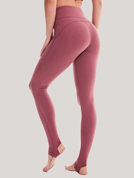 Ericdress Breathable Solid Yoga Full Length Pants