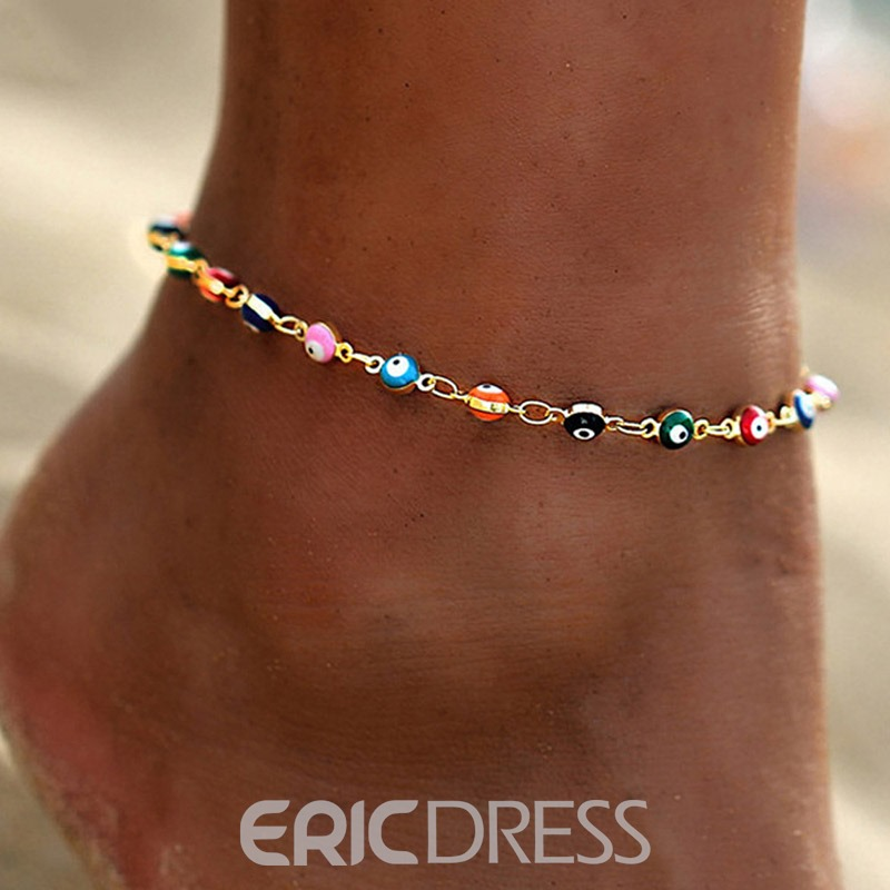 Ericdress Geometric Female Anklets Anklets