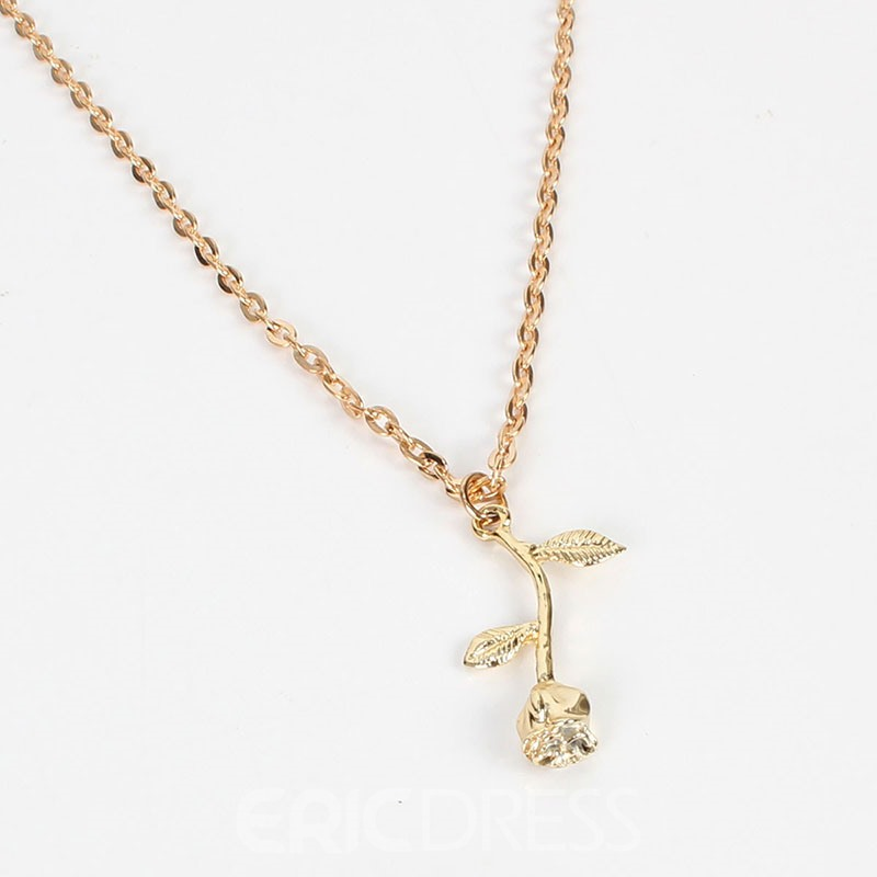 Ericdress European Floral Female Necklaces