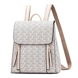 Ericdress PU Letter Thread Backpacks