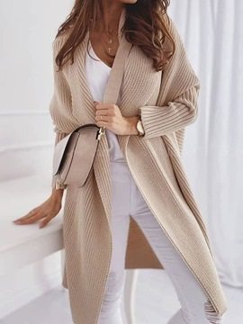 Ericdress Thick Regular Loose Long Sleeve Sweater