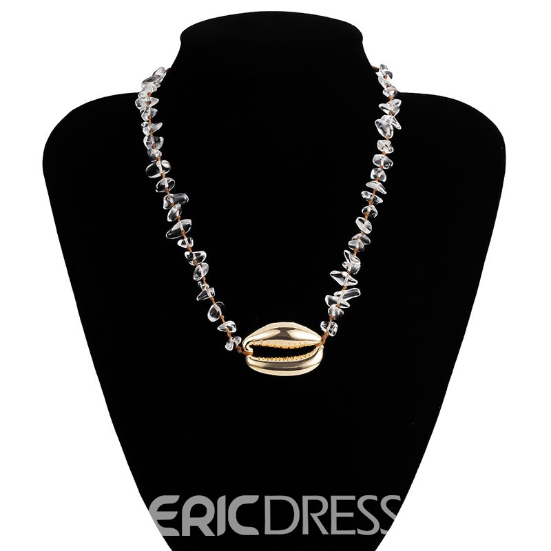 Ericdress Ethnic Pendant Necklace Female Necklaces