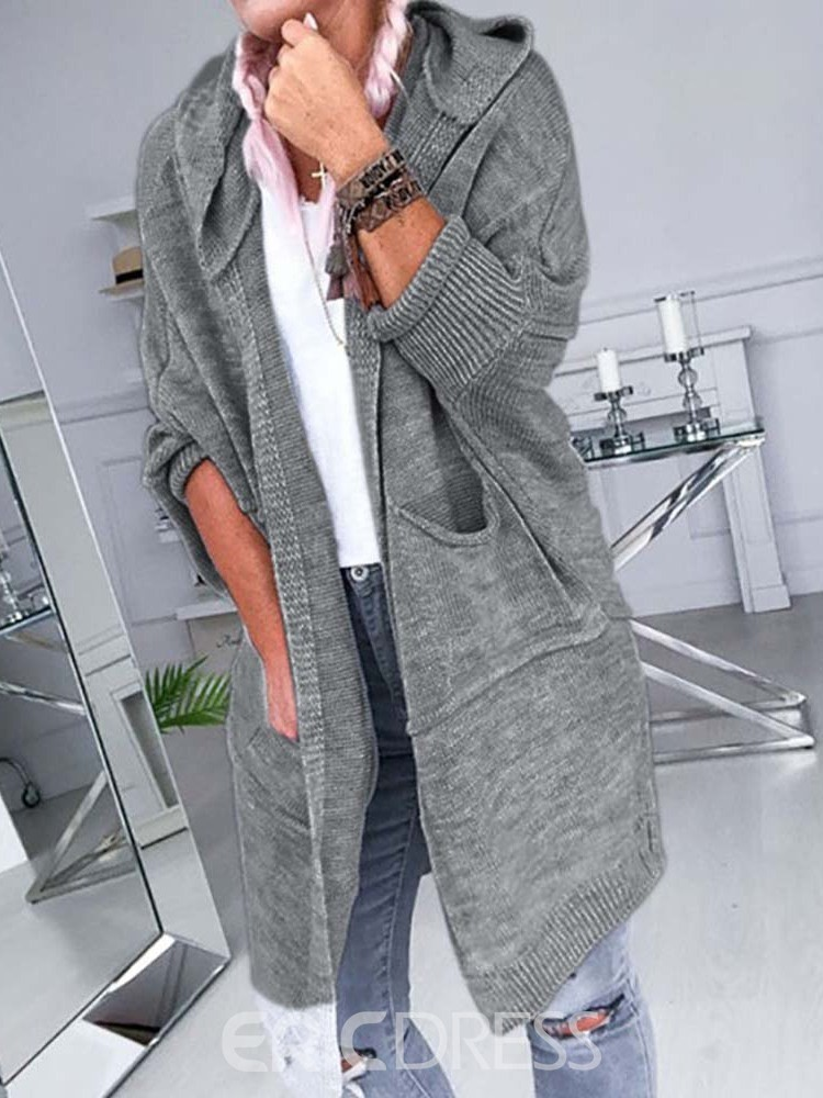 Ericdress Patchwork Thin Wrapped Spring Loose Sweater