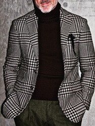 ericdress / Ericdress Casual Notched Lapel Single-Breasted Leisure Blazer