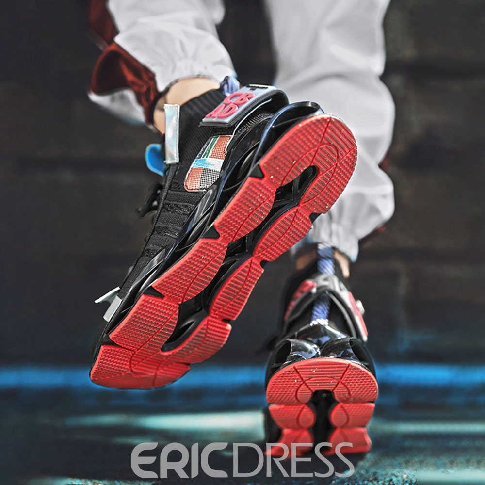 Ericdress Sports Lace-Up Sneakers