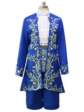 Ericdress Print Long Sleeve Cotton Costumes