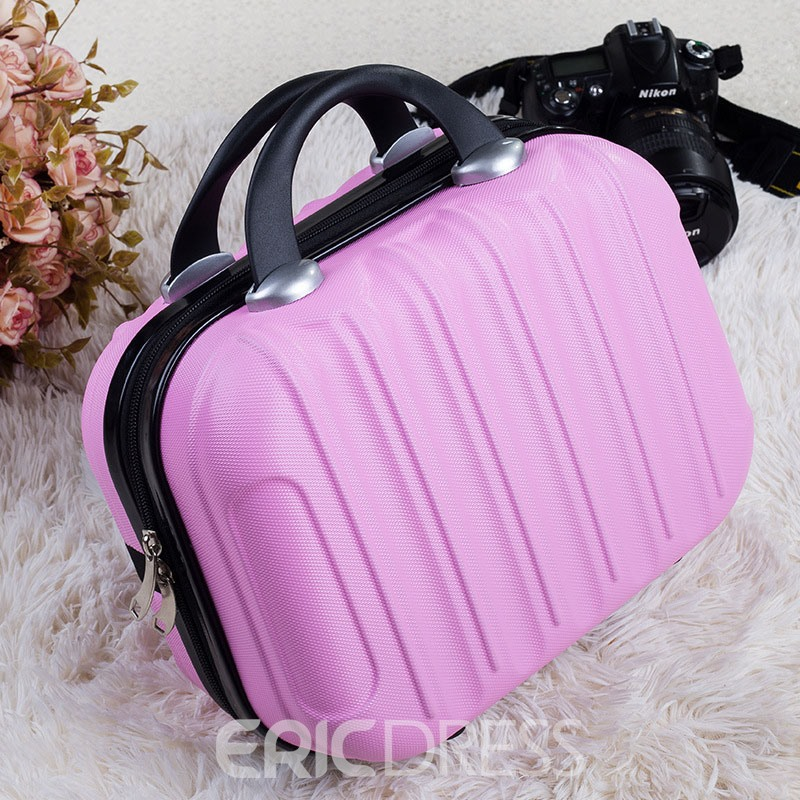 Ericdress Women's ABS Plastic Plain Cosmetic Bags/Cases