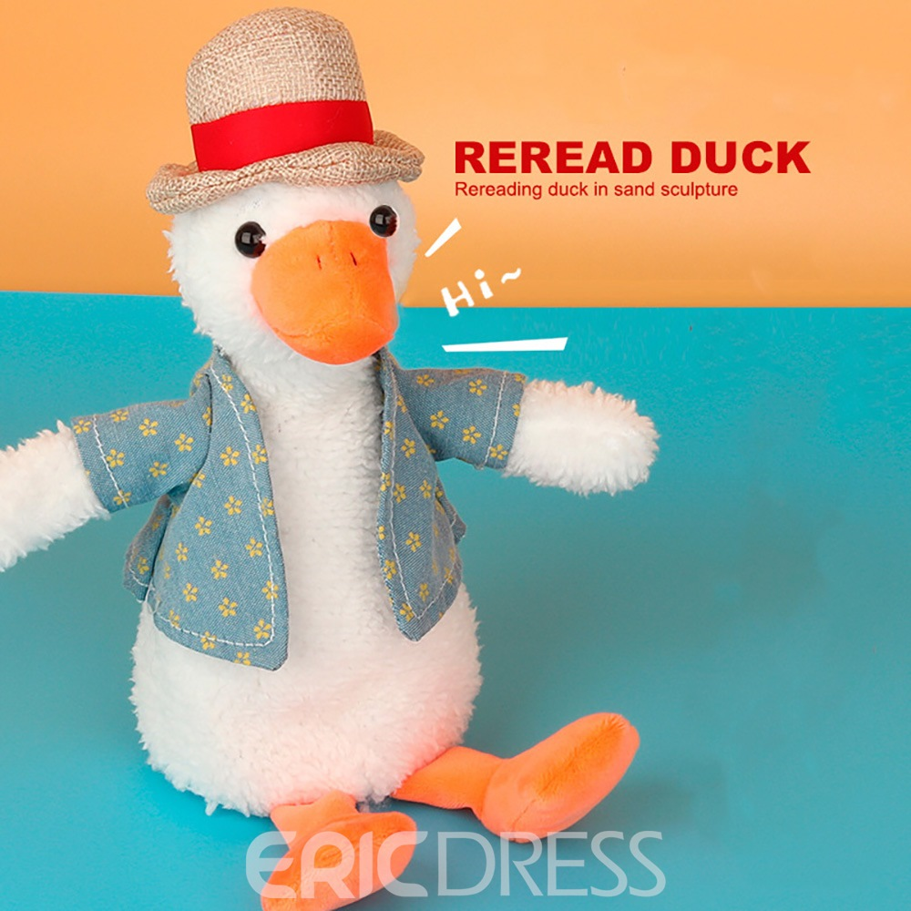 Ericdress Animal Cyber Celebrity Reread Duck Models