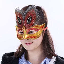 Ericdress Halloween Plastic Animal Masks