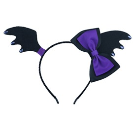 Ericdress Bowknot Hairband Prom Hair Halloween Accessories