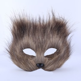 Ericdress Animal Plastic Masks