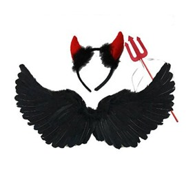 Ericdress Halloween Wing Accessories