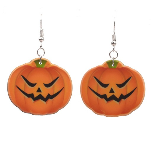 Ericdress Halloween Plant Acrylic Prom Earrings