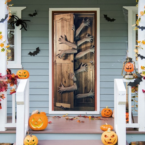Ericdress Wall Stickers / Wall Decorations Halloween Decorate